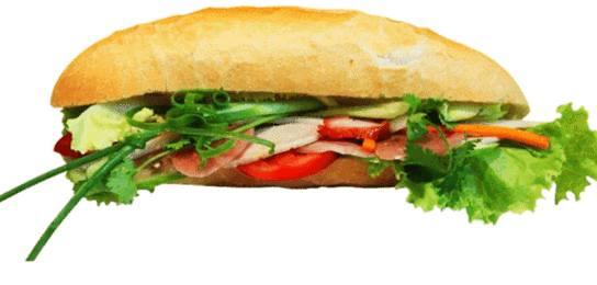 recette Banh mi, sandwich vietnamien