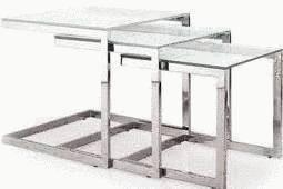 Nettoyer un meuble en acier chrom tout pratique for Nettoyer une table en marbre
