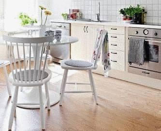 Organiser un coin repas dans la cuisine tout pratique for Coin repas petite cuisine