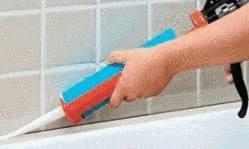 Nettoyer un joint en silicone tout pratique Astuce pour nettoyer les joints de salle de bain
