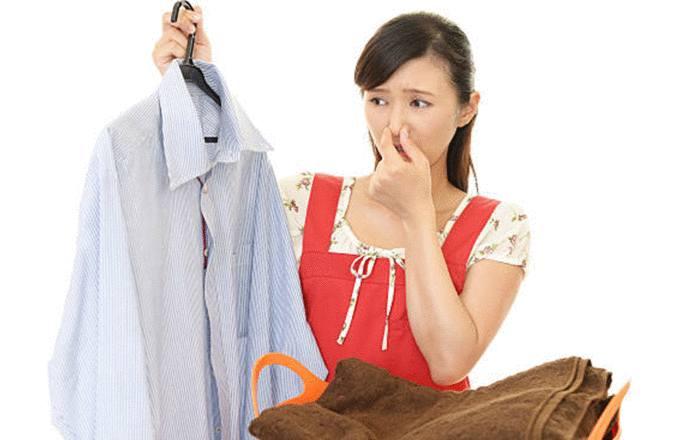 comment faire disparaitre odeur transpiration