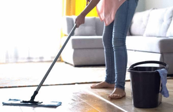 meilleure astuce pour nettoyer sol vinyle