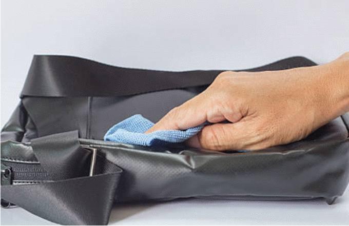 meilleure astuce pour nettoyer un sac en cuir