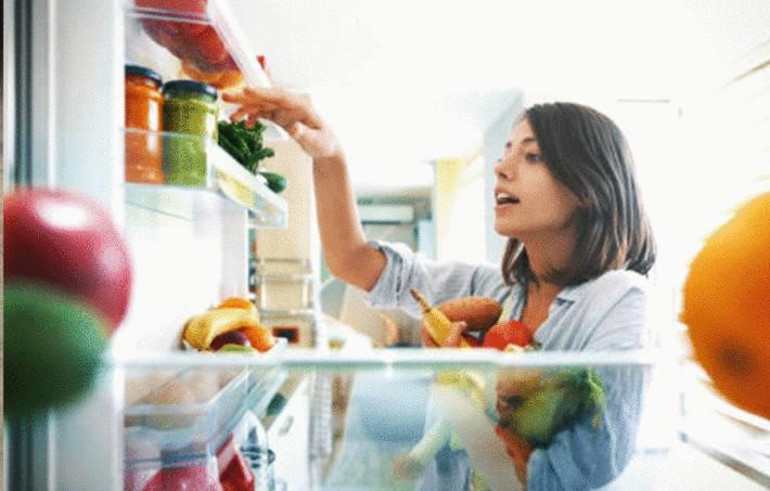 comment ranger les aliments dans un frigo