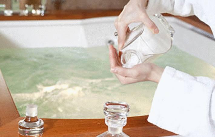 comment faire ses sels de bain maison