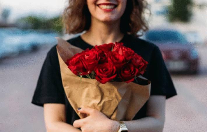 couleur sentiment signification de la couleur d'un bouquet