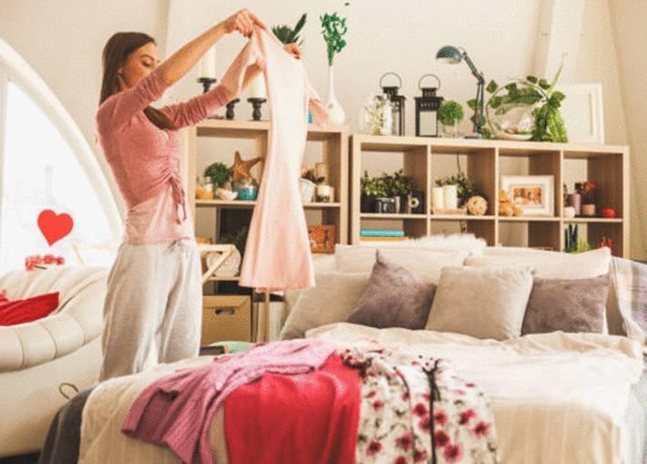 comment faire le ménage dans la chambre
