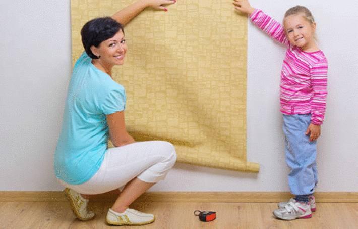 comment nettoyer le papier peint
