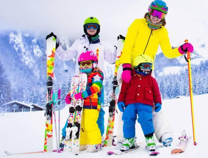 vacances de février - checklist pour le ski